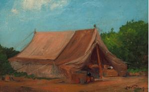 Peinture Jacob Hendrik Pierneef