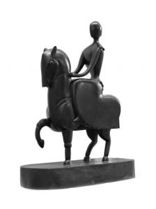 Sculpture Chana Orloff