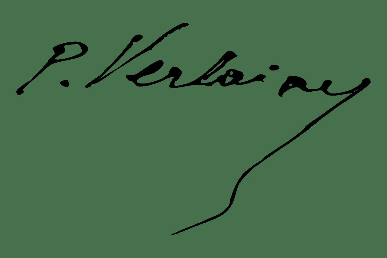 expertise signature verlaine