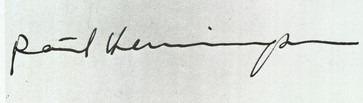 expertise signature Henningsen