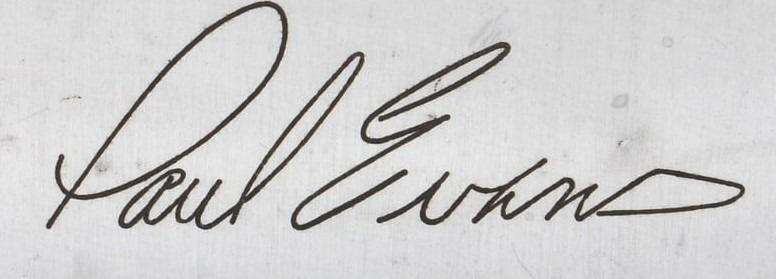 expertise signature evans