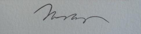 expertise signature Mel Ramos