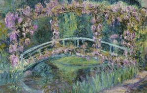 Peinture Blanche Hoschédé-Monet