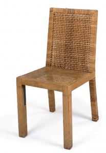 Chaise design Jean-Michel Frank
