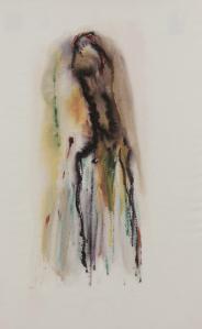 Aquarelle Henri MICHAUX
