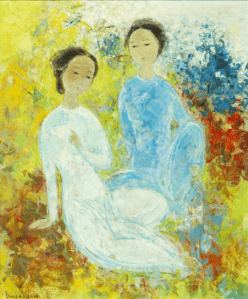 Peinture Cao Dam Vu