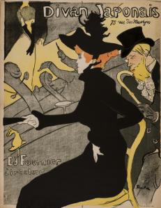Estampe Henri de Toulouse Lautrec