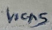 expertise signature Oswaldo Vigas