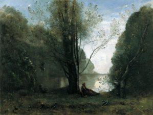 Peinture Jean-Baptiste Camille Corot