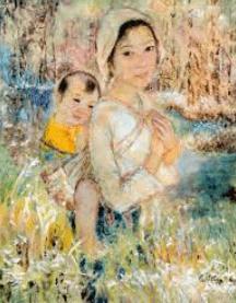 Peinture Le Thi Luu