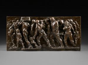 Sculpture Honoré Daumier