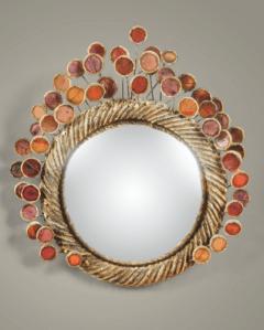 Miroir sorcière Line Vautrin