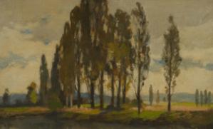 Peinture Paul Michel Dupuy