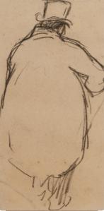 Dessin Henri de Toulouse-Lautrec