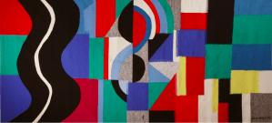Tapisserie Sonia Delaunay-Terk