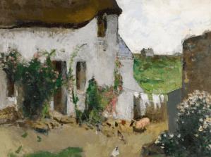 Peinture Pierre-Eugène Montézin