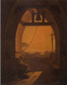 Peinture Karl Friedrich Hampe
