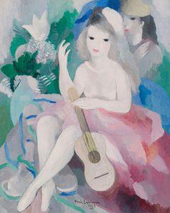Peinture Marie Laurencin