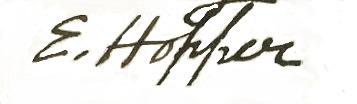 signature HOPPER