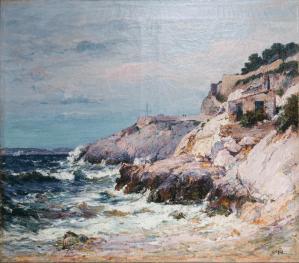 Peinture Jean-Baptiste Olive