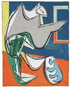 Peinture Le Corbusier