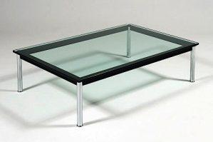estimation Table LC10 Le Corbusier