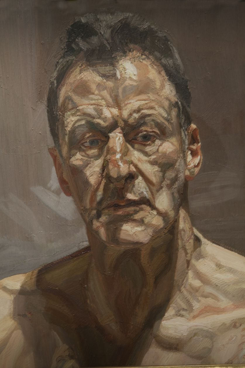 Portrait of the Artist as an Old Bastard: New Lucian Freud