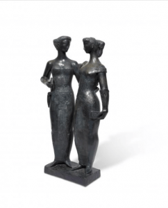 Sculpture Antoniucci Volti