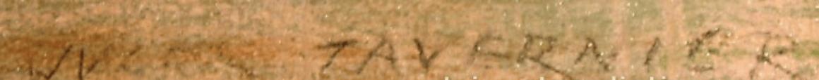 Jules TAVERNIER signature