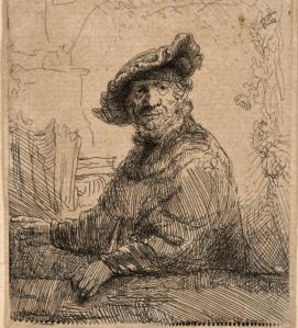 Dessin Rembrandt
