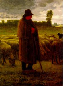 Peinture Jean-François Millet