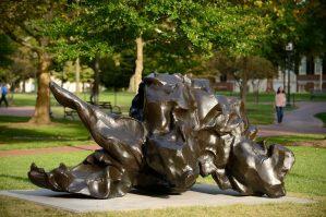 Sculpture Willem de Koning