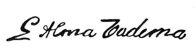 Lawrence ALMA-TADEMA signature
