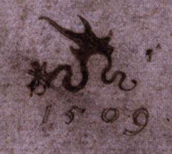 Lucas Cranach l'Ancien signature