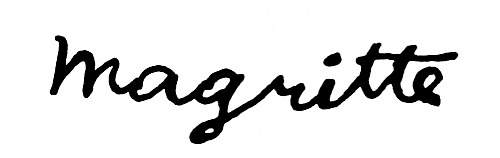 expertise signature magritte