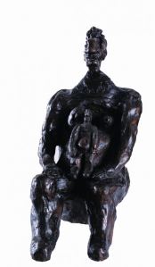 Sculpture Théo Tobiasse