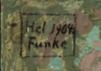 Helene FUNKE signature