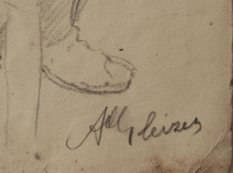 Albert GLEIZES signature
