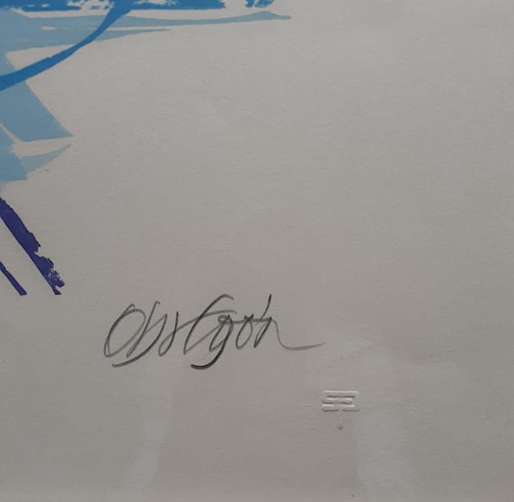Alejandro OBREGON signature