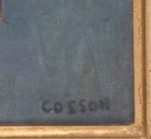 expertise signature cosson