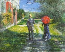 Peinture Gustave Caillebotte