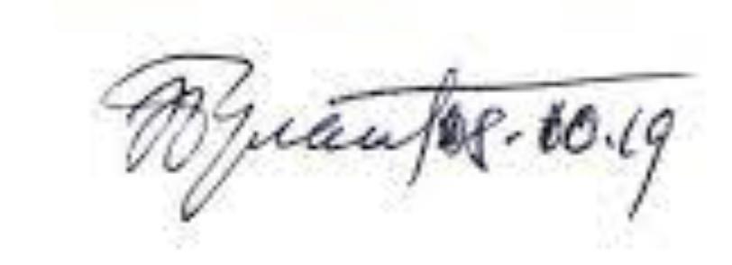 Eric BULATOV signature