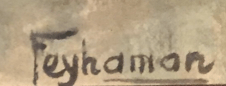 FEYHAMAN DURAN signature