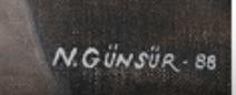 Nedim GÜNSÜR signature