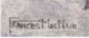 Francès Macdonaldsignature