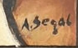 Arthur SEGAL signature