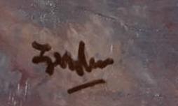 Eustace Paul ZIEGLER signature