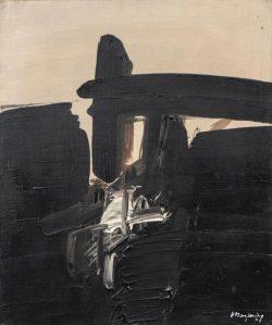 Peinture André Marfaing
