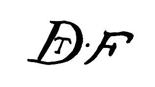 David II TENIERS signature