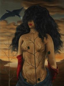 Peinture Félix Labisse